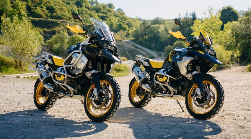 2021 BMW Motorrad R1250GS prices for Malaysia – from GS Rallye at RM119k to GSA '40 Years' at RM135k Image #1333330