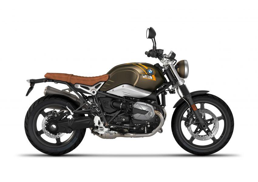 2021 BMW Motorrad R nineT's for Malaysia – R nineT at RM96,500, Pure at RM82,500, Scrambler at RM86,500 Image #1337082