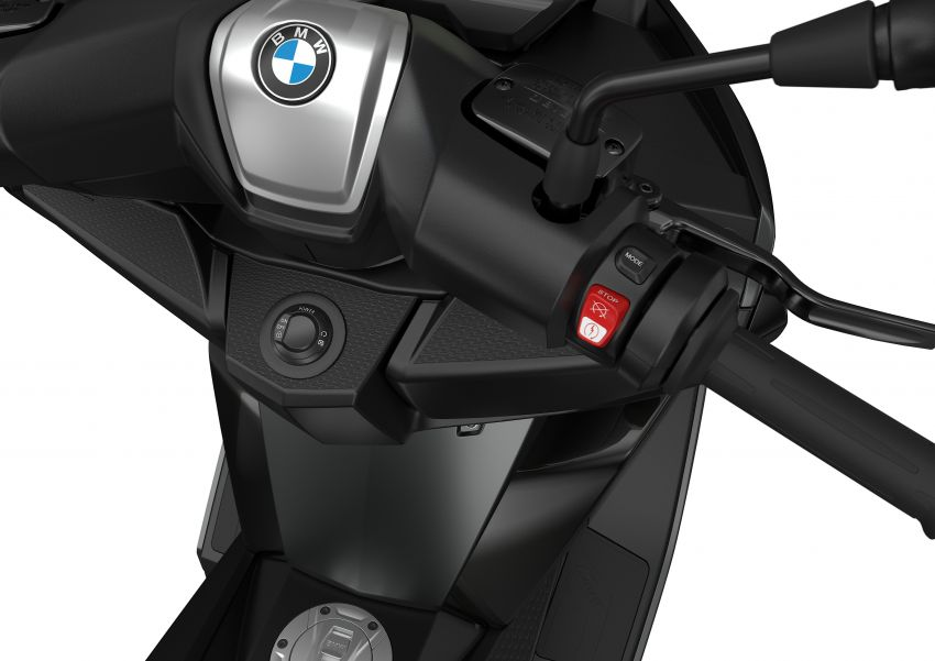 2021 BMW Motorrad C400X and C400GT scooters for Malaysia – C400X at RM44,500, C400GT at RM48,500 Image #1333778