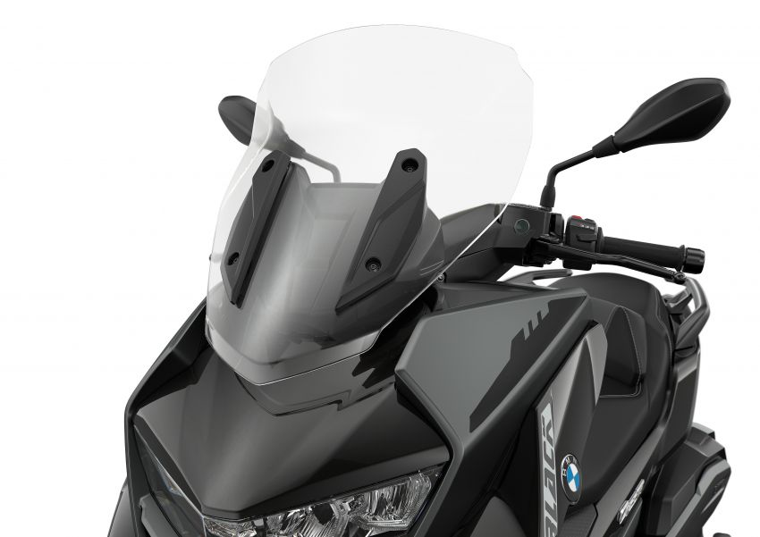 2021 BMW Motorrad C400X and C400GT scooters for Malaysia – C400X at RM44,500, C400GT at RM48,500 Image #1333780