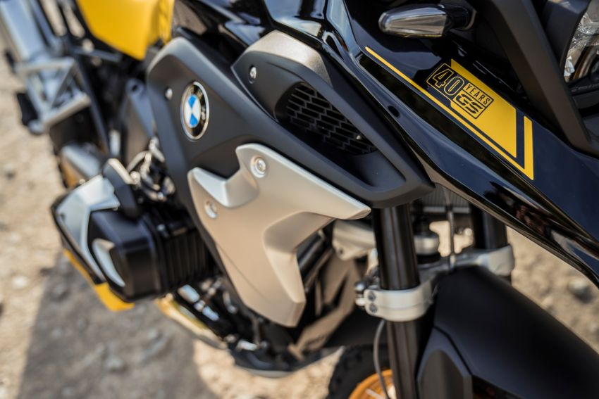 2021 BMW Motorrad R1250GS prices for Malaysia – from GS Rallye at RM119k to GSA '40 Years' at RM135k Image #1333333