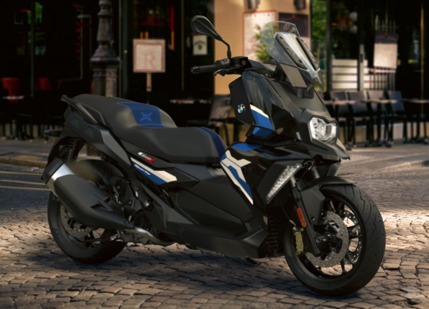 2021 BMW Motorrad C400X and C400GT scooters for Malaysia – C400X at RM44,500, C400GT at RM48,500 Image #1333749