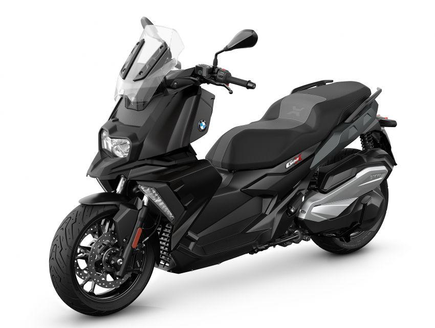 2021 BMW Motorrad C400X and C400GT scooters for Malaysia – C400X at RM44,500, C400GT at RM48,500 Image #1333751