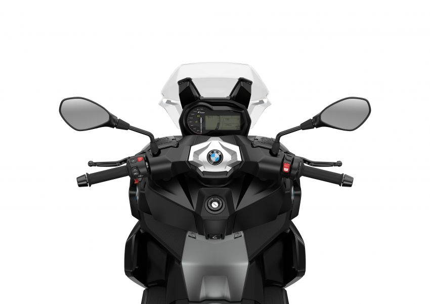 2021 BMW Motorrad C400X and C400GT scooters for Malaysia – C400X at RM44,500, C400GT at RM48,500 Image #1333752