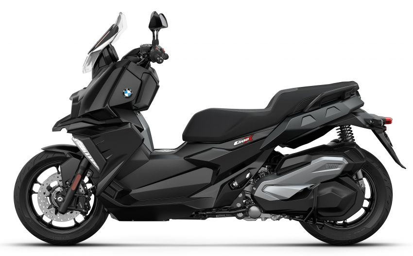 2021 BMW Motorrad C400X and C400GT scooters for Malaysia – C400X at RM44,500, C400GT at RM48,500 Image #1333753