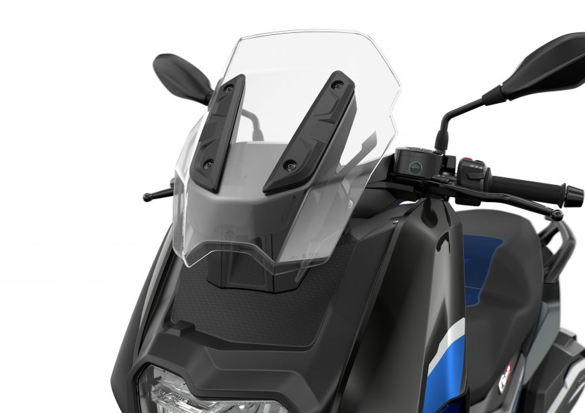 2021 BMW Motorrad C400X and C400GT scooters for Malaysia – C400X at RM44,500, C400GT at RM48,500 Image #1333758