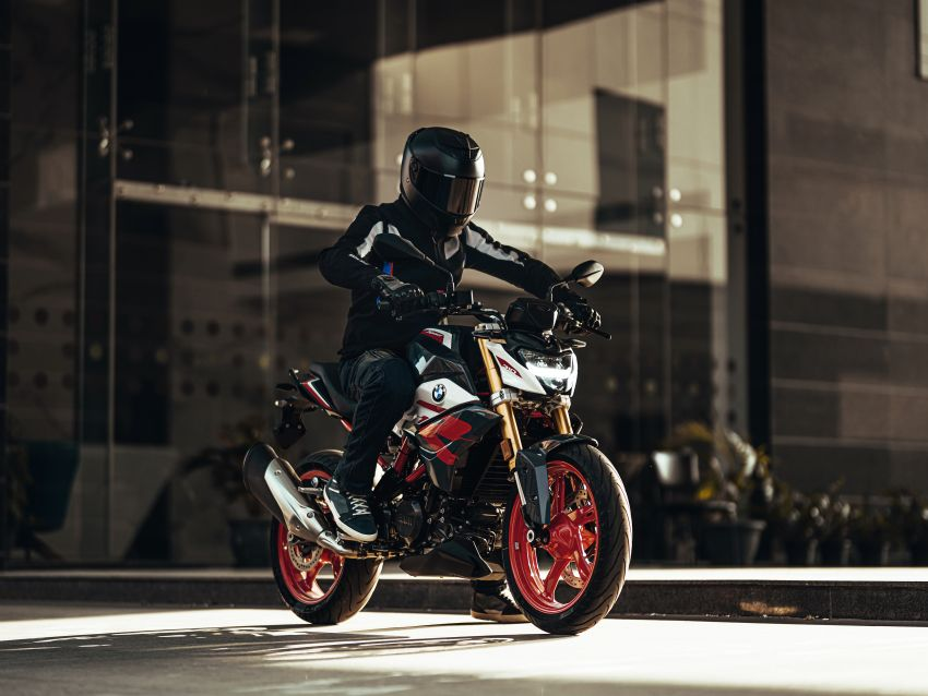 2021 BMW Motorrad G310GS and G310R now in Malaysia – pricing starts at RM27,500 for G310R Image #1333605