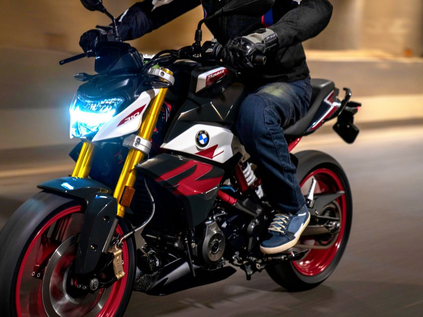 2021 BMW Motorrad G310GS and G310R now in Malaysia – pricing starts at RM27,500 for G310R Image #1333606