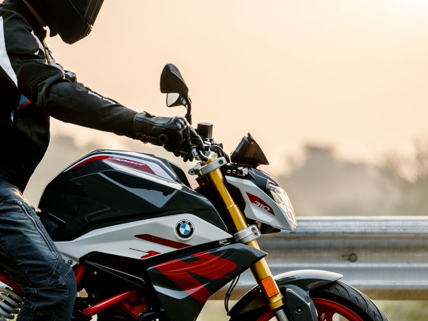 2021 BMW Motorrad G310GS and G310R now in Malaysia – pricing starts at RM27,500 for G310R Image #1333607