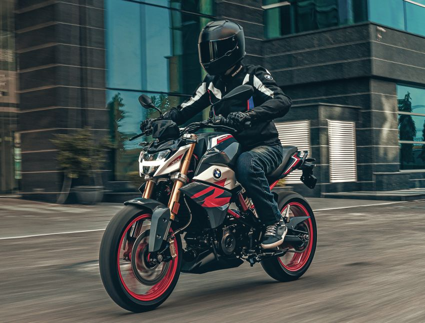 2021 BMW Motorrad G310GS and G310R now in Malaysia – pricing starts at RM27,500 for G310R Image #1333609