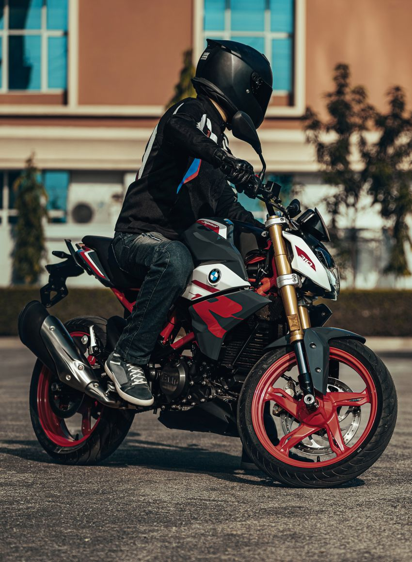2021 BMW Motorrad G310GS and G310R now in Malaysia – pricing starts at RM27,500 for G310R Image #1333613