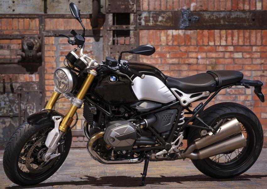2021 BMW Motorrad R nineT's for Malaysia – R nineT at RM96,500, Pure at RM82,500, Scrambler at RM86,500 Image #1337030
