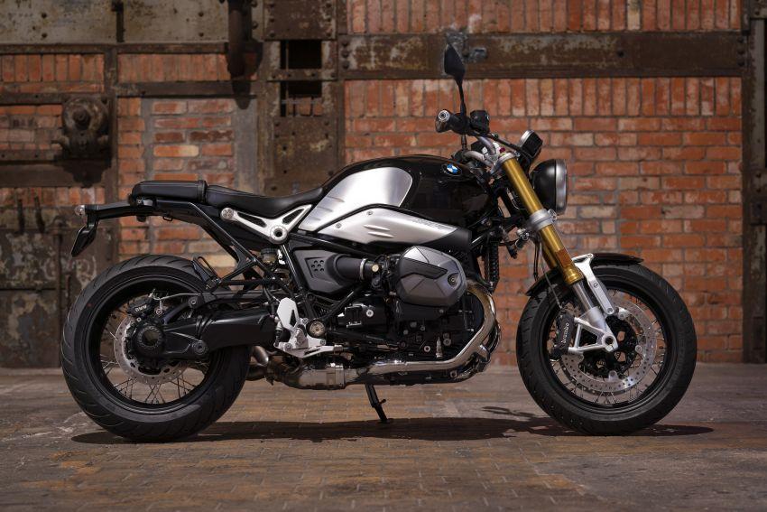 2021 BMW Motorrad R nineT's for Malaysia – R nineT at RM96,500, Pure at RM82,500, Scrambler at RM86,500 Image #1337031