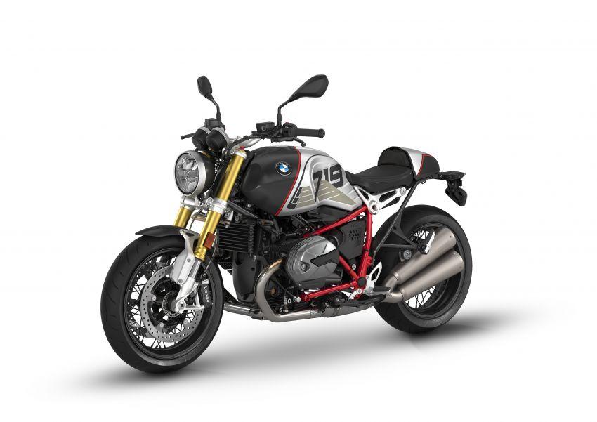 2021 BMW Motorrad R nineT's for Malaysia – R nineT at RM96,500, Pure at RM82,500, Scrambler at RM86,500 Image #1337036