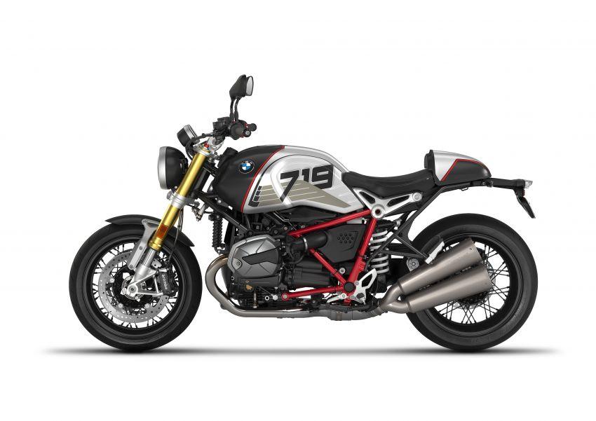 2021 BMW Motorrad R nineT's for Malaysia – R nineT at RM96,500, Pure at RM82,500, Scrambler at RM86,500 Image #1337038