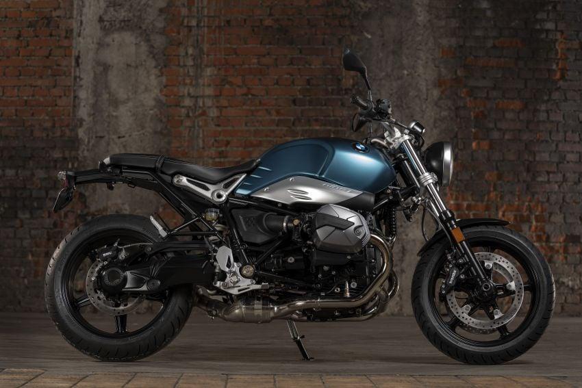 2021 BMW Motorrad R nineT's for Malaysia – R nineT at RM96,500, Pure at RM82,500, Scrambler at RM86,500 Image #1337058