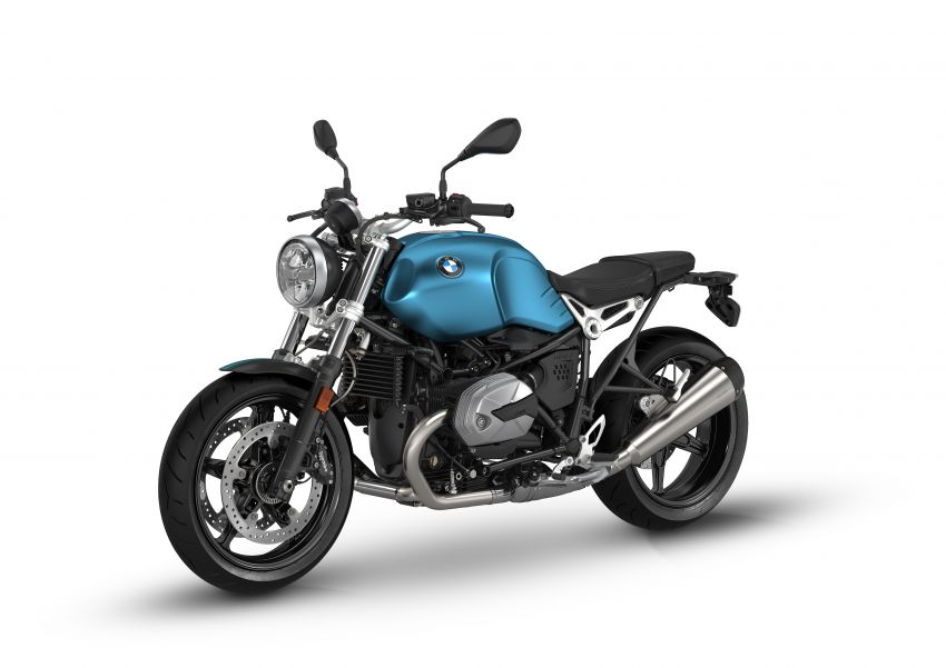2021 BMW Motorrad R nineT's for Malaysia – R nineT at RM96,500, Pure at RM82,500, Scrambler at RM86,500 Image #1337060