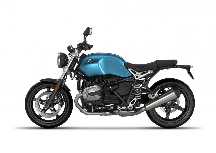 2021 BMW Motorrad R nineT's for Malaysia – R nineT at RM96,500, Pure at RM82,500, Scrambler at RM86,500 Image #1337062
