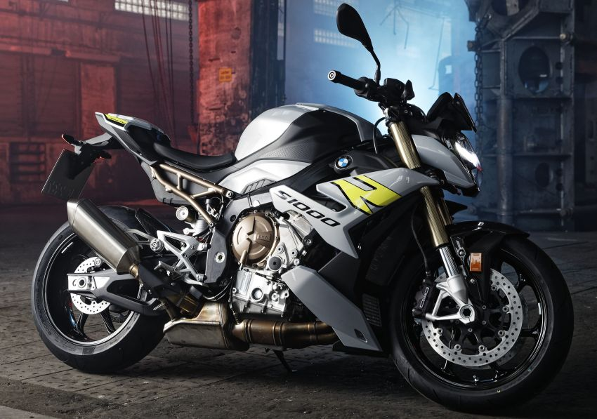 2021 BMW Motorrad S1000R naked sports launched in Malaysia, Style Sport at RM105k, M Package at RM120k Image #1336917