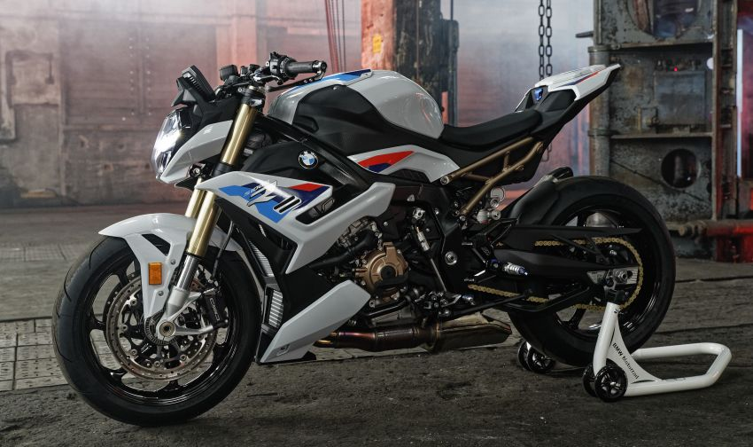 2021 BMW Motorrad S1000R naked sports launched in Malaysia, Style Sport at RM105k, M Package at RM120k Image #1336918