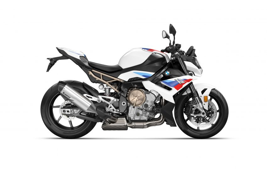 2021 BMW Motorrad S1000R naked sports launched in Malaysia, Style Sport at RM105k, M Package at RM120k Image #1336943