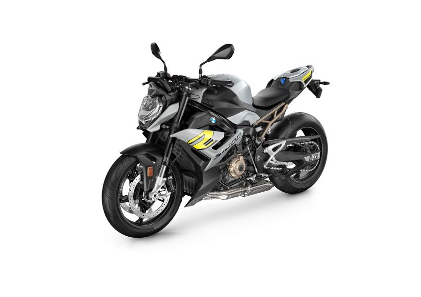 2021 BMW Motorrad S1000R naked sports launched in Malaysia, Style Sport at RM105k, M Package at RM120k Image #1336929