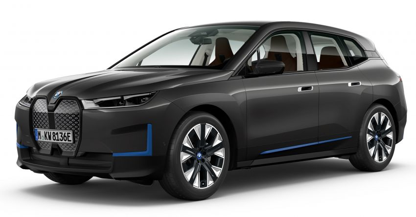 BMW iX xDrive40 EV SUV launched in Malaysia – CBU, 322 hp and 630 Nm, 425 km range, priced from RM420k Image #1335917