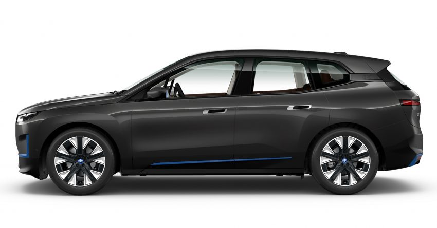 BMW iX xDrive40 EV SUV launched in Malaysia – CBU, 322 hp and 630 Nm, 425 km range, priced from RM420k Image #1335918