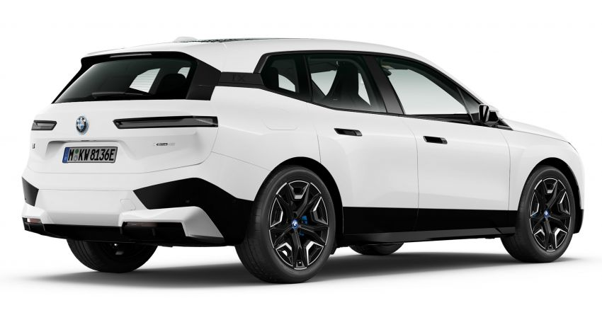 BMW iX xDrive40 EV SUV launched in Malaysia – CBU, 322 hp and 630 Nm, 425 km range, priced from RM420k Image #1335930