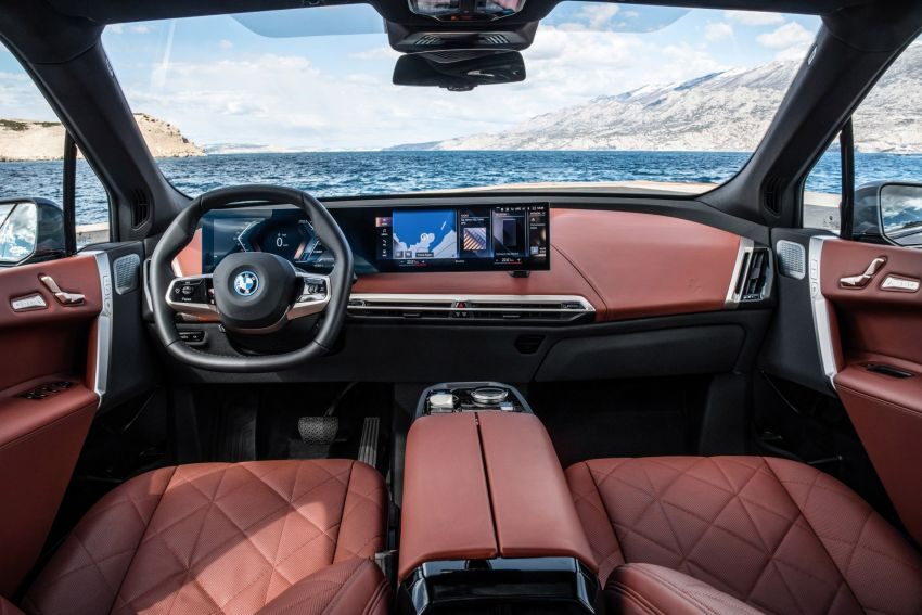 BMW iX xDrive40 EV SUV launched in Malaysia – CBU, 322 hp and 630 Nm, 425 km range, priced from RM420k Image #1335905