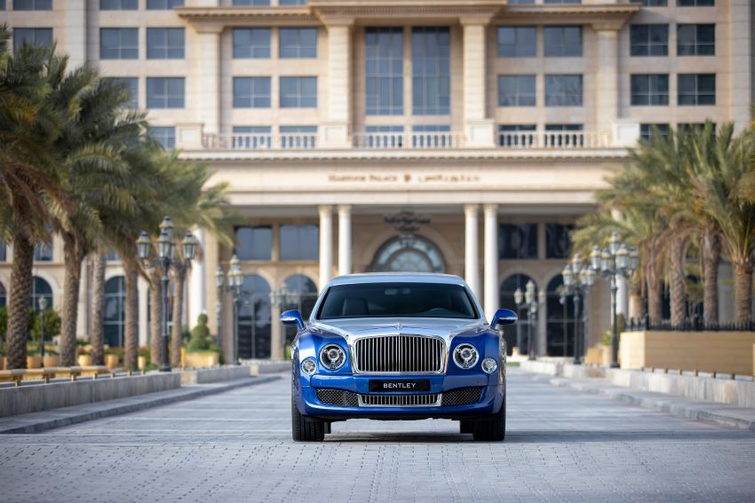2015 Bentley Mulsanne Grand Limousine by Mulliner – longest manufacturer-built limo in the world for sale! Image #1326599