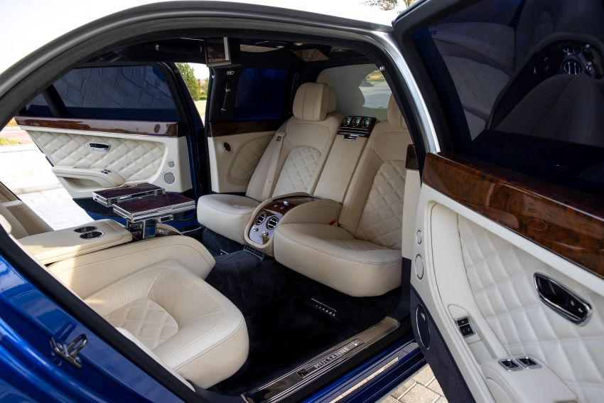 2015 Bentley Mulsanne Grand Limousine by Mulliner – longest manufacturer-built limo in the world for sale! Image #1326600