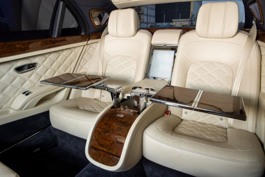 2015 Bentley Mulsanne Grand Limousine by Mulliner – longest manufacturer-built limo in the world for sale! Image #1326601