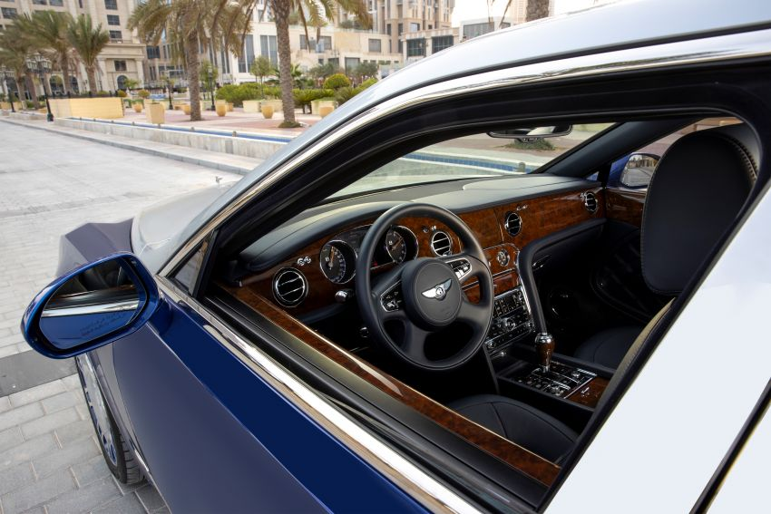 2015 Bentley Mulsanne Grand Limousine by Mulliner – longest manufacturer-built limo in the world for sale! Image #1326602
