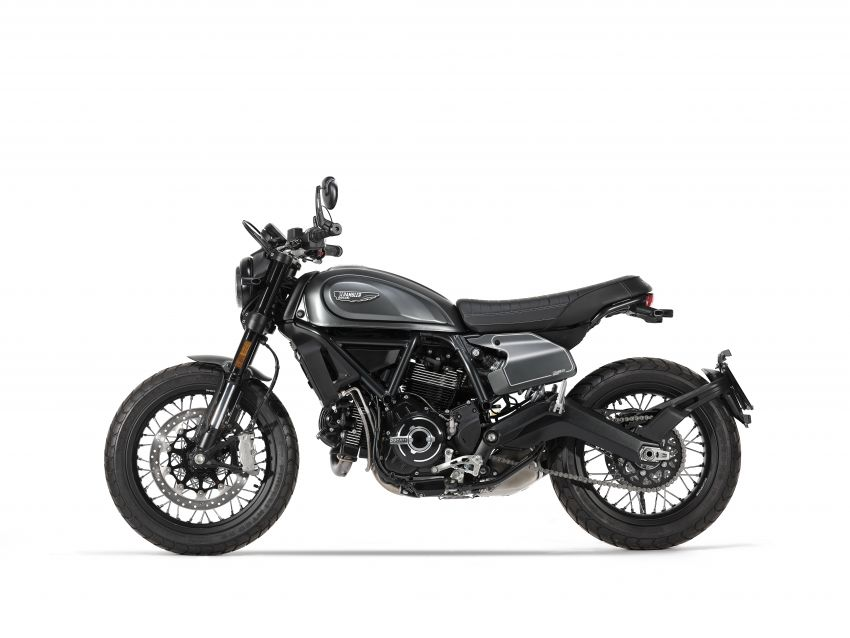 2021 Ducati Scrambler Nightshift in Malaysia, RM65.9k Image #1329282