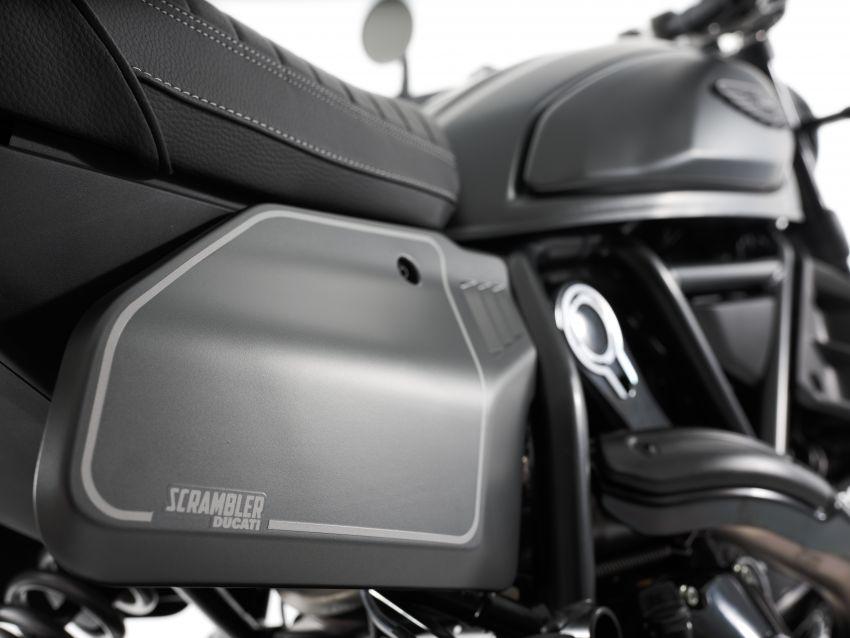 2021 Ducati Scrambler Nightshift in Malaysia, RM65.9k Image #1329291