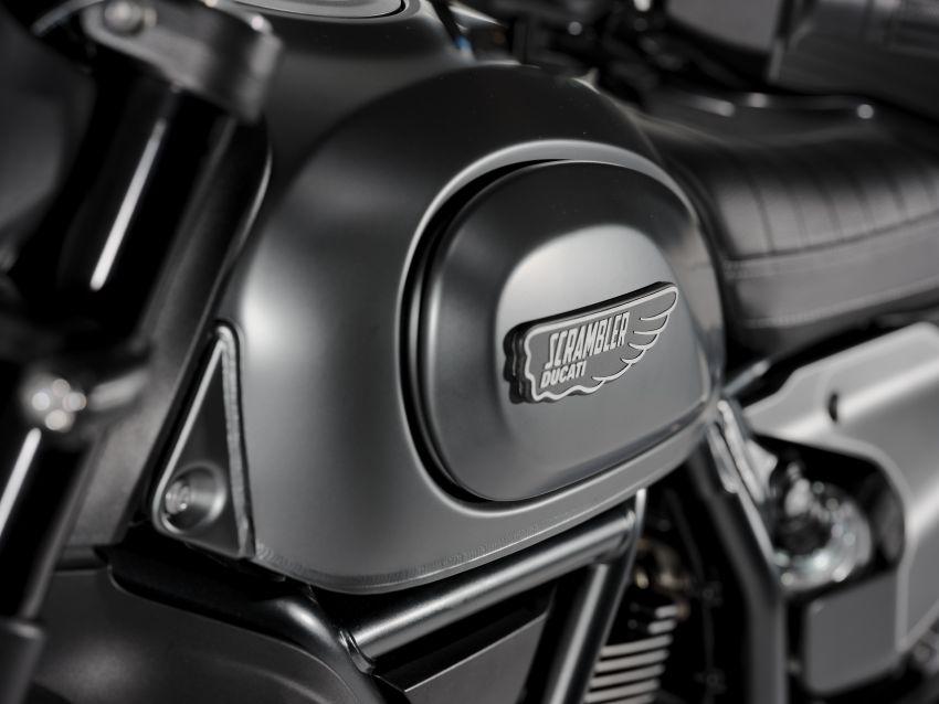 2021 Ducati Scrambler Nightshift in Malaysia, RM65.9k Image #1329292