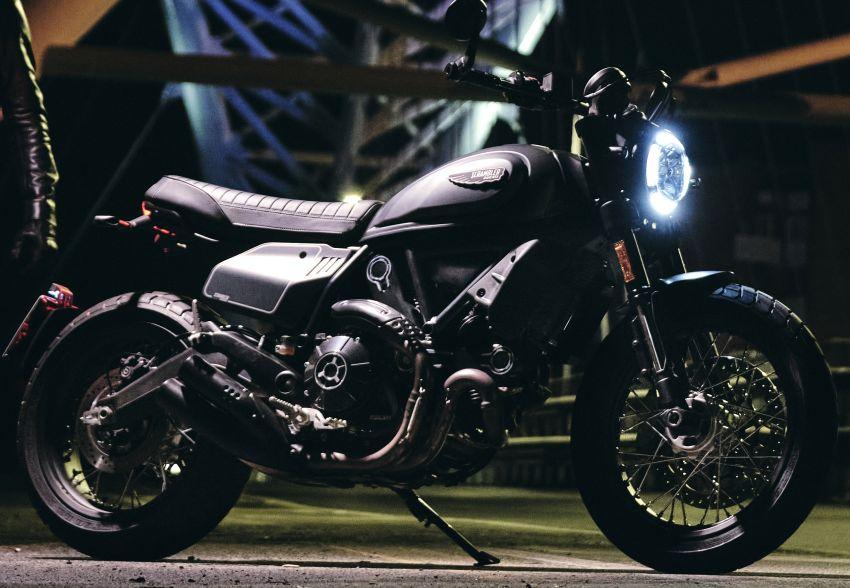 2021 Ducati Scrambler Nightshift in Malaysia, RM65.9k Image #1329294