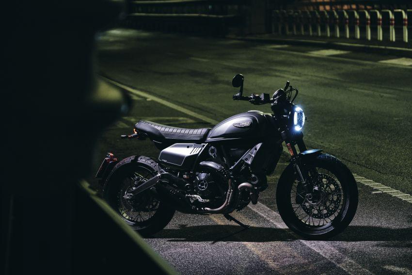 2021 Ducati Scrambler Nightshift in Malaysia, RM65.9k Image #1329295