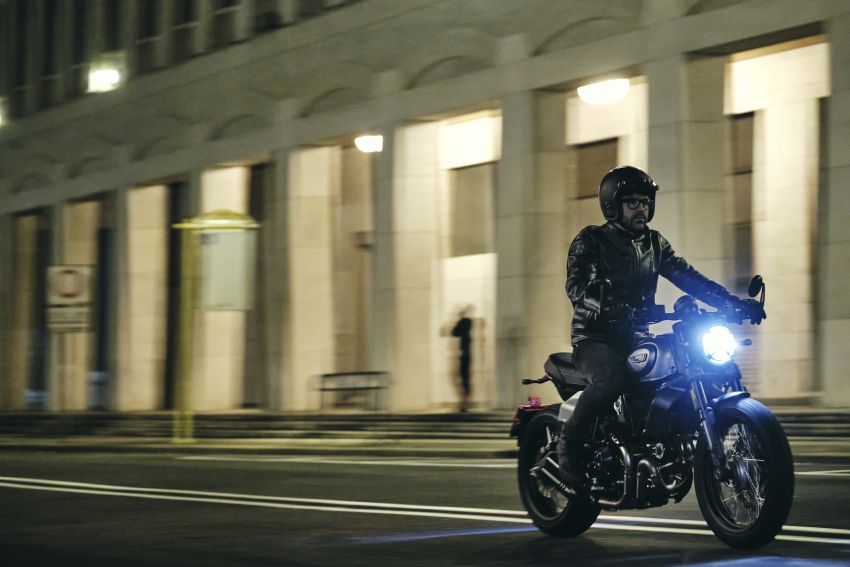 2021 Ducati Scrambler Nightshift in Malaysia, RM65.9k Image #1329296