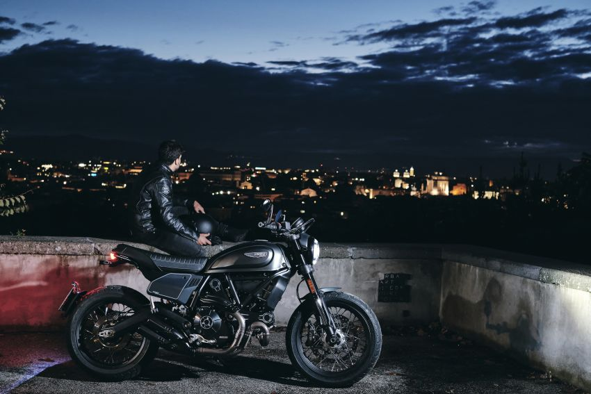 2021 Ducati Scrambler Nightshift in Malaysia, RM65.9k Image #1329298