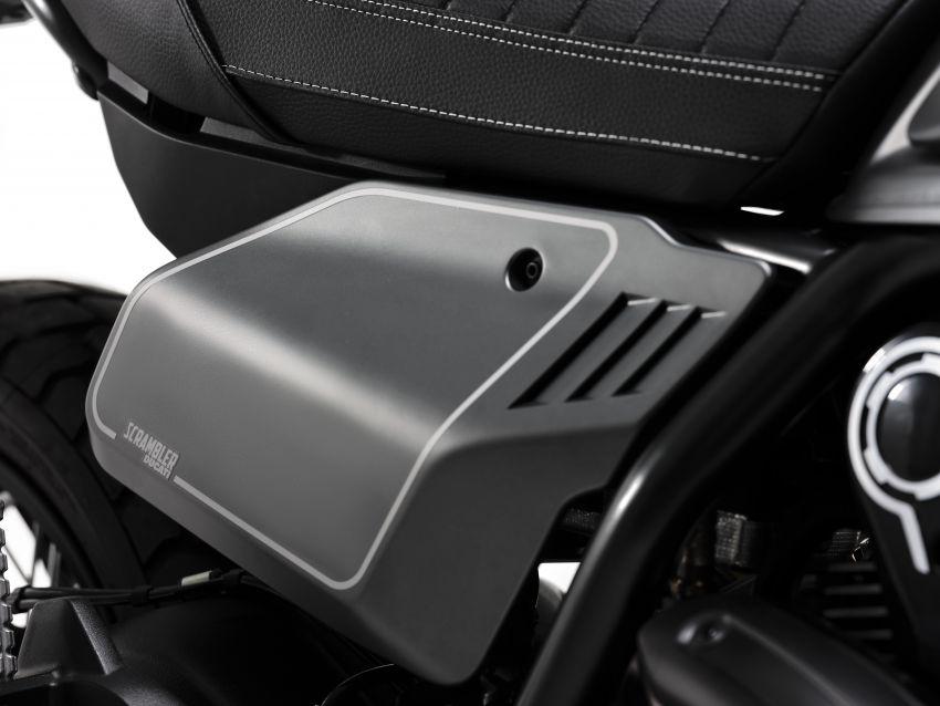 2021 Ducati Scrambler Nightshift in Malaysia, RM65.9k Image #1329289