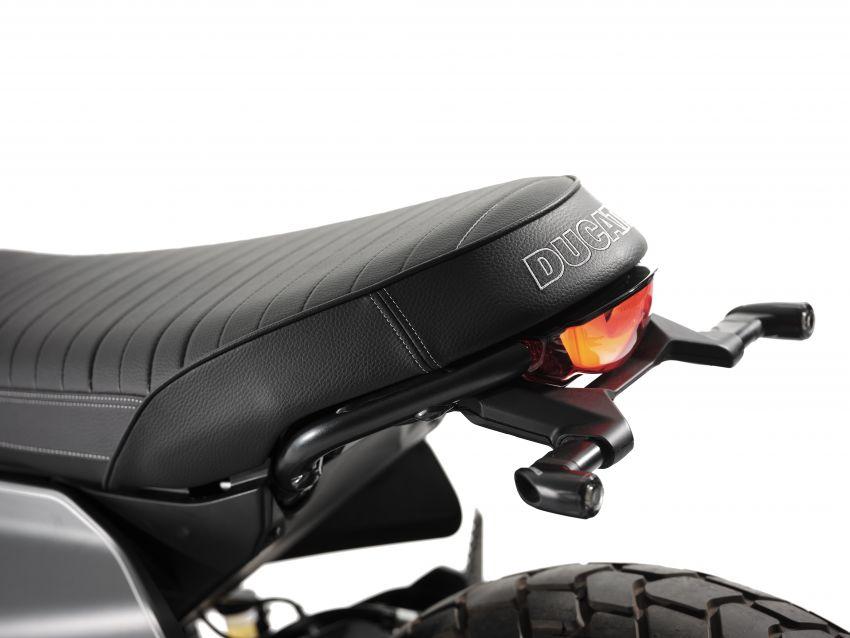 2021 Ducati Scrambler Nightshift in Malaysia, RM65.9k Image #1329290