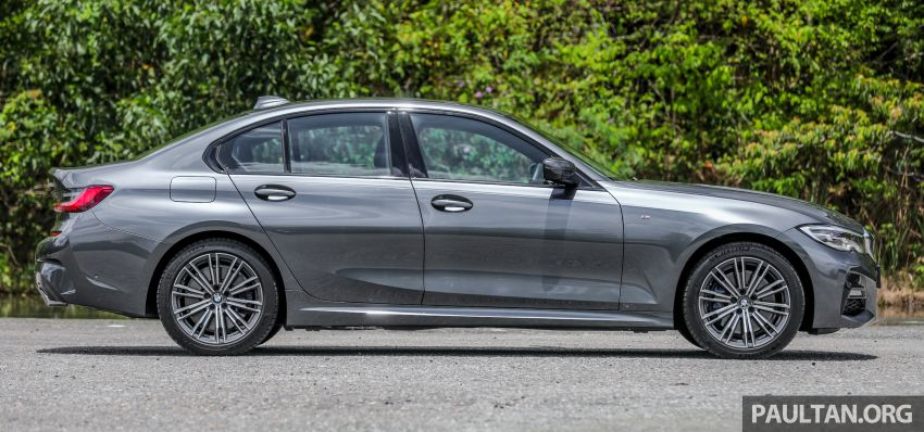 REVIEW: 2021 BMW 330e M Sport in Malaysia, RM250k Image #1336676