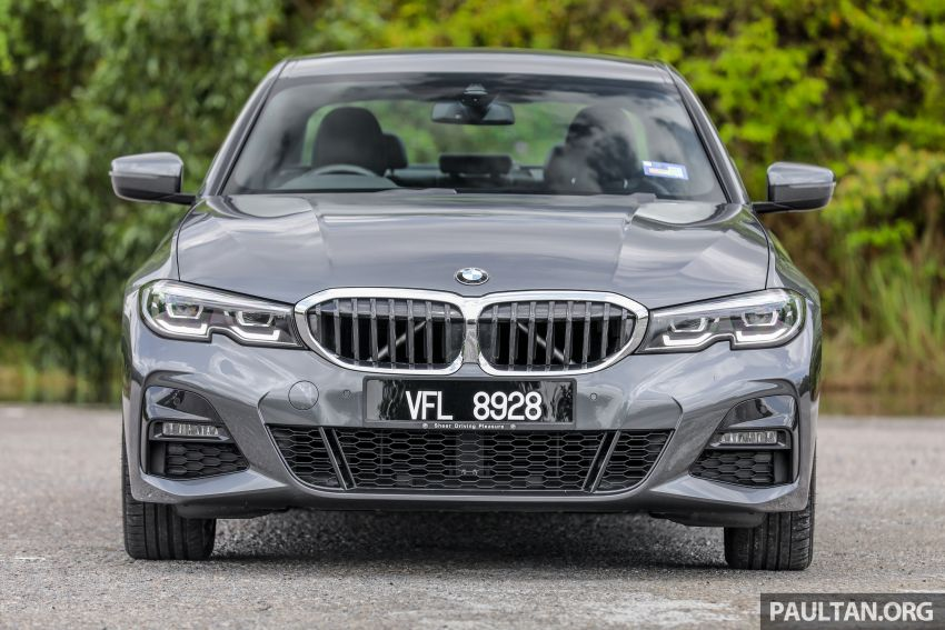 REVIEW: 2021 BMW 330e M Sport in Malaysia, RM250k Image #1336678