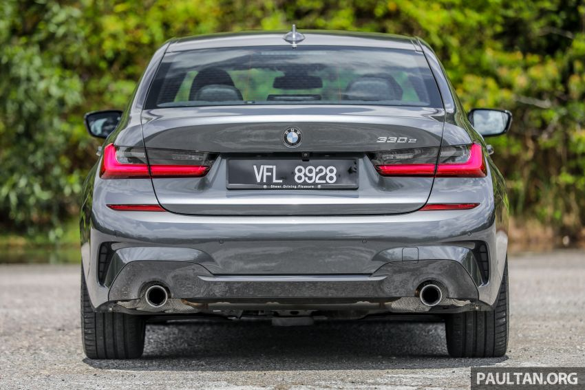 REVIEW: 2021 BMW 330e M Sport in Malaysia, RM250k Image #1336680