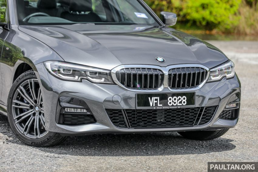 REVIEW: 2021 BMW 330e M Sport in Malaysia, RM250k Image #1336681