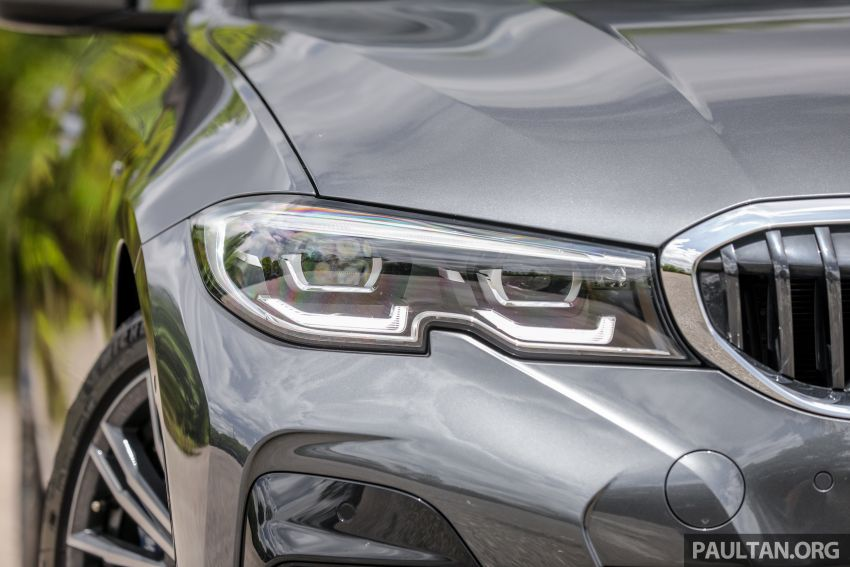 REVIEW: 2021 BMW 330e M Sport in Malaysia, RM250k Image #1336682