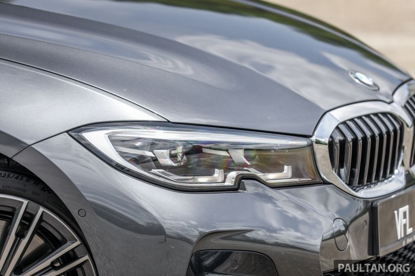 REVIEW: 2021 BMW 330e M Sport in Malaysia, RM250k Image #1336683