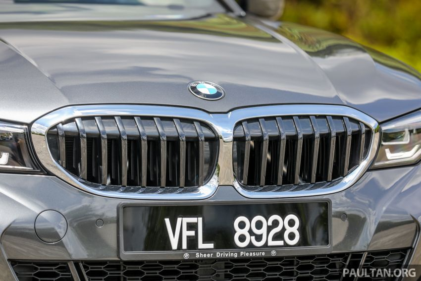 REVIEW: 2021 BMW 330e M Sport in Malaysia, RM250k Image #1336685